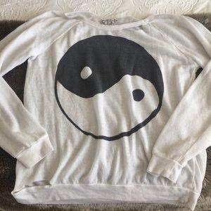 Chaser Ying Yang Sweatshirt